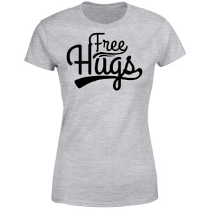Free Hugs Women's T-Shirt - Grey