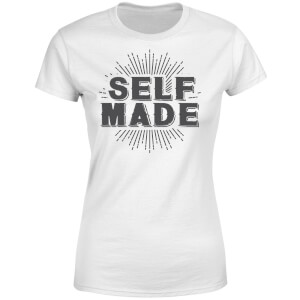 Self Made Women's T-Shirt - White
