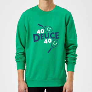 40 Deuce 40 Sweatshirt - Kelly Green