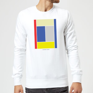 Center Court Sweatshirt - White