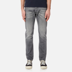 Diesel Men's Tepphar Carrot Fit Jeans - Grey