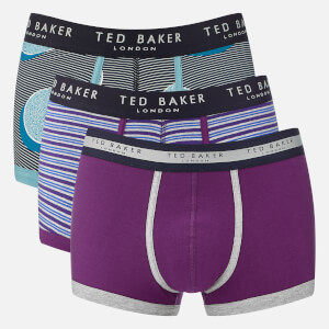 Ted Baker Men's Kelino 3 Pack Boxer Shorts - Multi