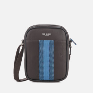 Ted Baker Men's Flight Bag - Chocolate