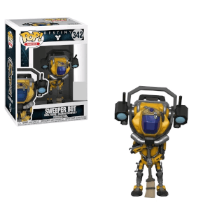 Destiny - Sweeper Bot EXC Pop! Vinyl Figur