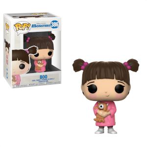 Figura Funko Pop! Boo - Disney Monstruos, S.A.