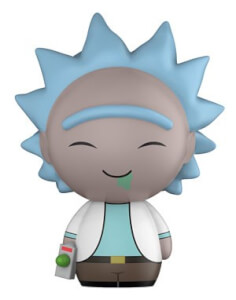 Rick and Morty Rick Dorbz Vinyl Figur