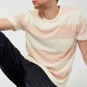 YMC Men's Baja T-Shirt - Pink