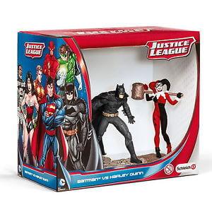 Scenery Pack Batman™ vs Harley Quinn ™ - Schleich