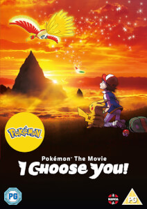 Pokemon The Movie 20: I Choose You!