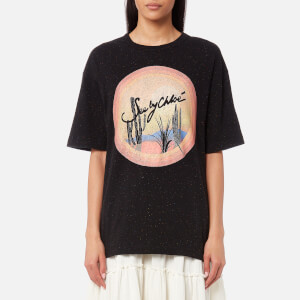 See By Chloé Women's Sunrise T-Shirt - Black