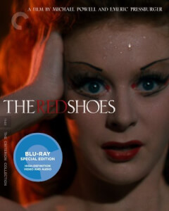 Criterion Collection: Red Shoes