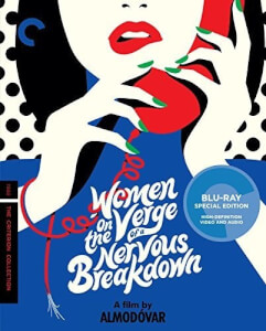 Criterion Collection: Women On The Verge Of A