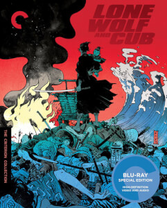 Criterion Collection: Lone Wolf & Cub