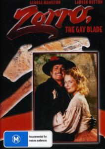 Zorro The Gay Blade (1981)