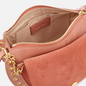 See By Chloé Women's Suede Shoulder Bag - Cheek: Image 5