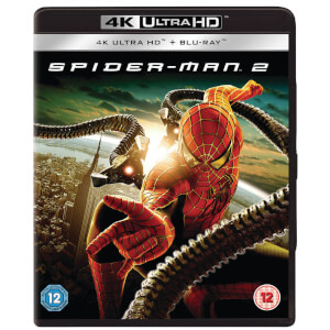 Spider-Man 2 (2004) - 4K Ultra HD
