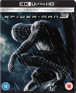 Spiderman 3 (2007) - 4K Ultra HD