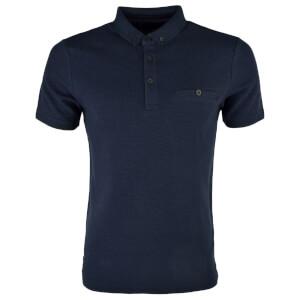 Dissident Men's Dalwood Polo Shirt - True Navy