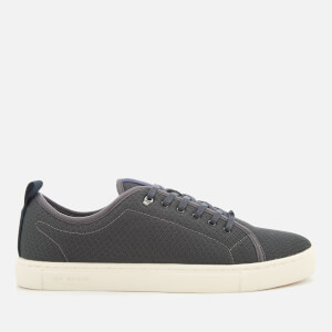 Ted Baker Men's Lannse Low Top Trainers - Grey Textile
