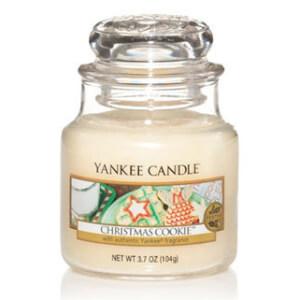 Yankee Candle Petite Jarre Senteur Cookie de Noël
