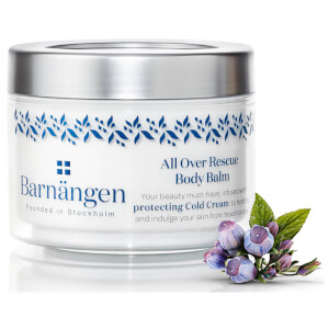 Barnängen Founded In Stockholm All Over Rescue Body Balm