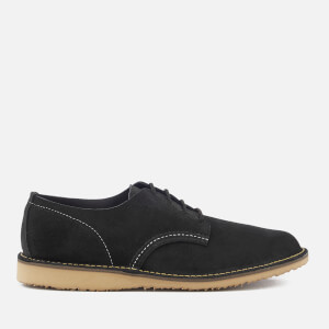 Red Wing Men's Weekender Leather Oxford Shoes - Black Abilene