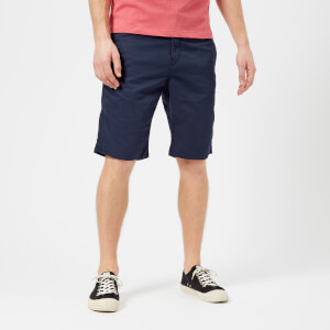 Joules Men's Laundered Shorts - French Navy