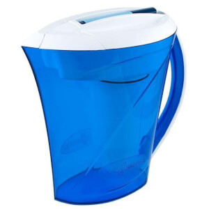 ZeroWater 10-Cup Ready Pour Pitcher - 2.4L - Blue