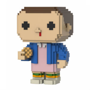 Figura Pop! Vinyl Exclusiva Eleven - Stranger Things - 8 Bit