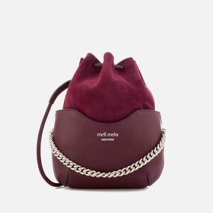 meli melo Women's Hetty Bag - Jupiter Burgundy