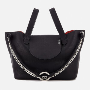 meli melo Women's Linked Thela Medium Tote Bag - Black