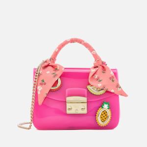 Furla Women's Candy Mini Cross Body Bag - Pink