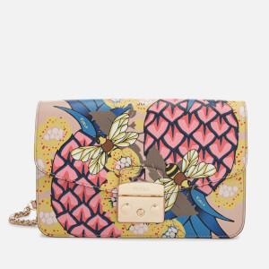 Furla Women's Metropolis Small Shoulder Bag - Pineapple