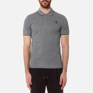 McQ Alexander McQueen Men's McQ Polo Shirt - Grey Melange