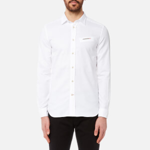 Diesel Men's Harras Long Sleeve Shirt - White