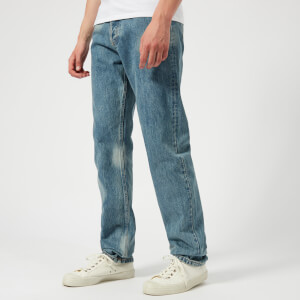 A.P.C. Men's Standard Jeans - Bleached Out