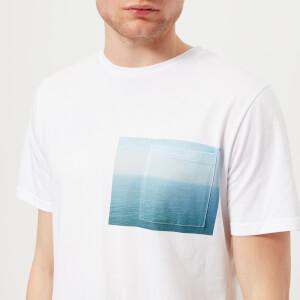 A.P.C. Men's Seaview T-Shirt - Blanc