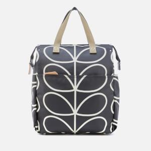 Orla Kiely Women's Giant Linear Stem Baby Bag - Liquorice