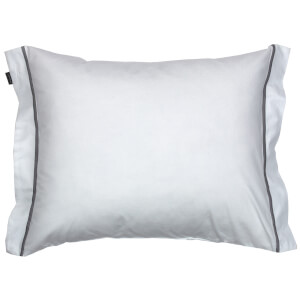GANT Home New Oxford Pillowcase - White - 50 x 75cm