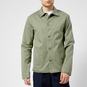 A.P.C. Men's Veste Kerlouan Jacket - Khaki