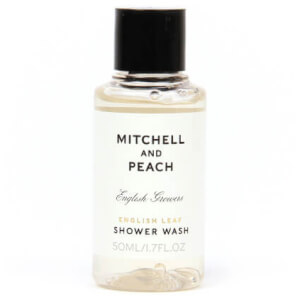 "Mitchell & Peach Shower Wash ""English Leaf"""