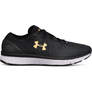 Under Armour Men's Charged Bandit 3 Ombre Running Shoes - Black