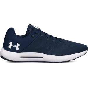 Under Armour Men's Micro G Pursuit Running Shoes - Navy