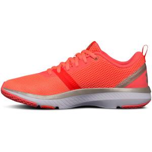 Under Armour Women's Press Training Shoes - Orange