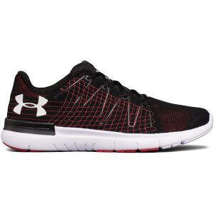 Under Armour Men's Thrill 3 Running Shoes - Black/Red
