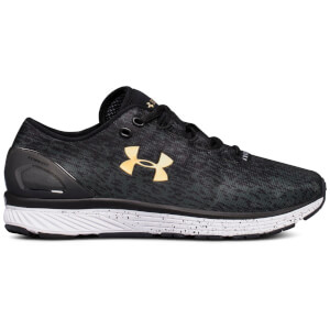 Under Armour Women's Charged Bandit 3 Ombre Running Shoes - Black