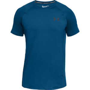 Under Armour Men's MK1 T-Shirt - Blue