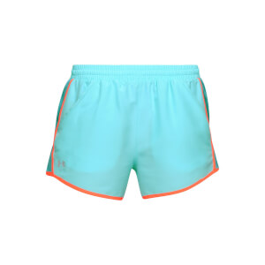 Under Armour Women's Fly By Shorts 2.0 - Blue