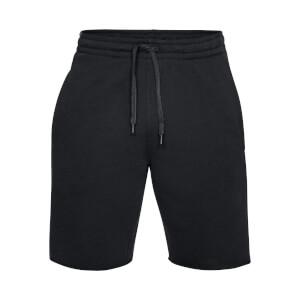 Under Armour Men's EZ Knit Shorts - Black