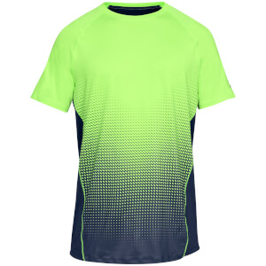 Under Armour Men's MK1 Dash Fade T-Shirt - Green